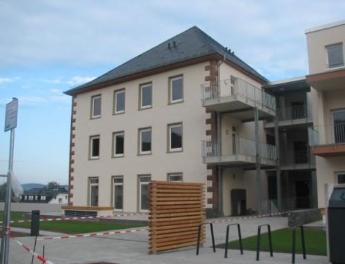 Trier Castelnau Dacheindeckung