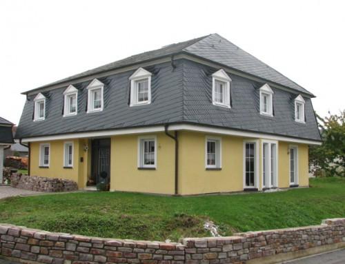 Einfamilienhaus Heidenburg