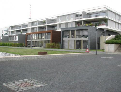 Fassade Trier-Petrisberg
