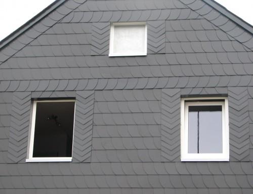 Fassade in Börfink