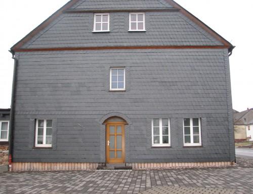 Fassade in Malborn
