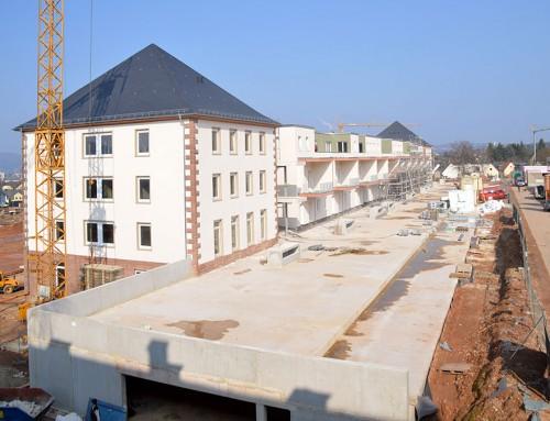 Bauwerks-Abdichtung, Castelnau